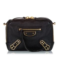 Leather Shoulder Bag Balenciaga