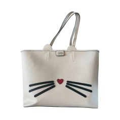Non-Leather Oversize Bag Karl Lagerfeld