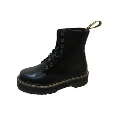Bottines & low boots plates Dr. Martens  pas cher