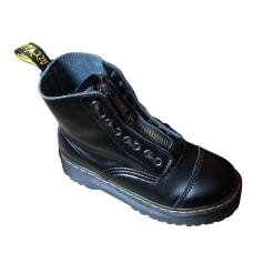 Cowboy Ankle Boots Dr. Martens