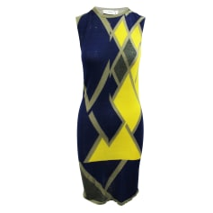 Robe courte Pringle Of Scotland  pas cher