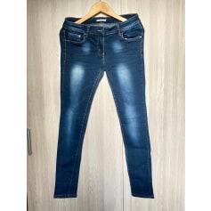 Pantalon droit Gémo  pas cher