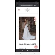 Robe de mariée Justin alexander  pas cher