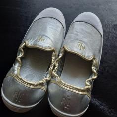 Chaussons & pantoufles Ralph Lauren  pas cher