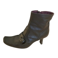 High Heel Ankle Boots Patrick Cox