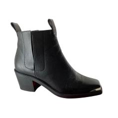 Flat Boots Hugo Boss