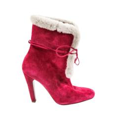 High Heel Ankle Boots Michel Vivien