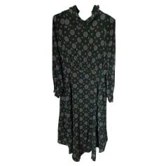 Robe mi-longue Kenzo  pas cher