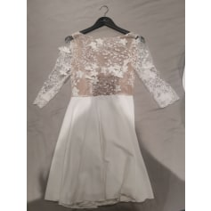 Robe de mariée Fabienne Alagama  pas cher