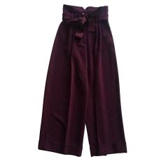 Pantalone largo Tara Jarmon