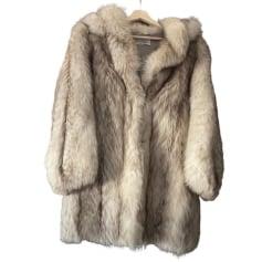 Manteau en fourrure Belpeaux  pas cher