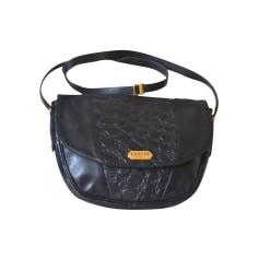 Leather Shoulder Bag Lanvin