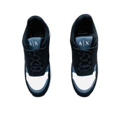 Chaussures de sport Armani Exchange  pas cher