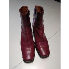 Bottines & low boots plates pamarès Varquez  pas cher