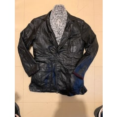 Veste en cuir Coronet Leather  pas cher