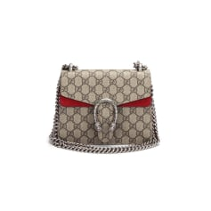 Schultertasche Leder Gucci