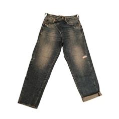 Jeans large, boyfriend Le Temps des Cerises
