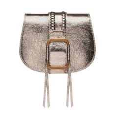 Leather Shoulder Bag Ba&sh