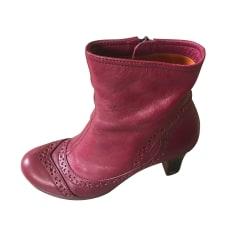 Bottines & low boots à talons Chie Mihara  pas cher
