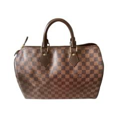 Leather Clutch Louis Vuitton Speedy