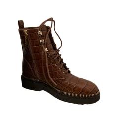Flat Ankle Boots Michael Kors