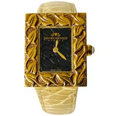 Armbanduhr Van Der Bauwede