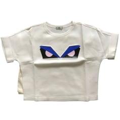 Tops, T-Shirt Fendi