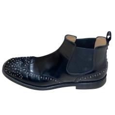 Bottines & low boots à talons Church's  pas cher