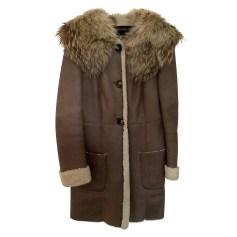 Leather Coat Tara Jarmon