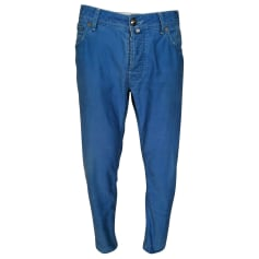 Jeans droit Jacob Cohen  pas cher