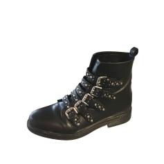 Bottines & low boots plates Maje  pas cher