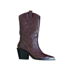 Cowboy Boots Zadig & Voltaire