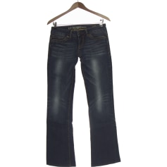 Straight-Cut Jeans  Guess