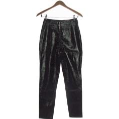 Pantalon slim, cigarette New Look  pas cher
