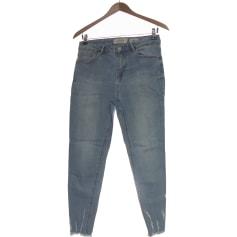 Jeans droit New Look  pas cher
