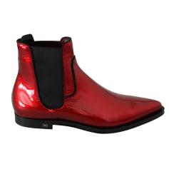 Stiefeletten, Ankle Boots Dolce & Gabbana