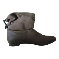 Bottines & low boots plates Mellow Yellow  pas cher