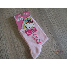Chaussettes  Hello Kitty  pas cher