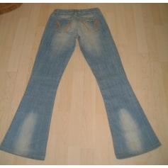 Jeans droit Miss Sixty  pas cher