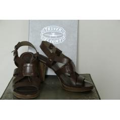 Sandales à talons Triver Flight  pas cher
