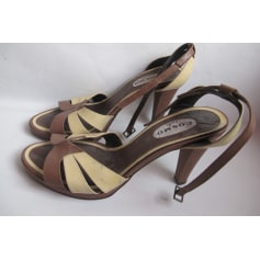 Sandales à talons Cosmoparis  pas cher