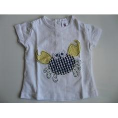 Top, tee shirt Baby Club  pas cher
