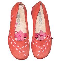 Chaussures à scratch Kenzo  pas cher