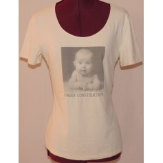 Top, tee-shirt Moschino  pas cher