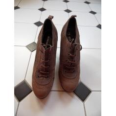 Bottines & low boots à talons Kate Boutique  pas cher