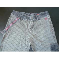 Jeans large, boyfriend Oxbow  pas cher