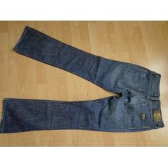 Jeans évasé, boot-cut D&G  pas cher