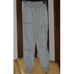 Pantalon carotte Ralph Lauren  pas cher