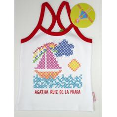 Débardeur Agatha Ruiz de la Prada  pas cher