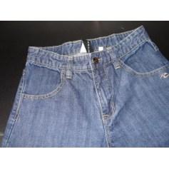 Straight Leg Jeans Rip Curl